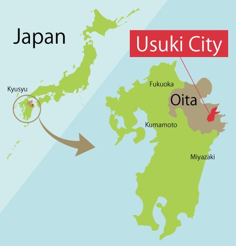 Usuki City