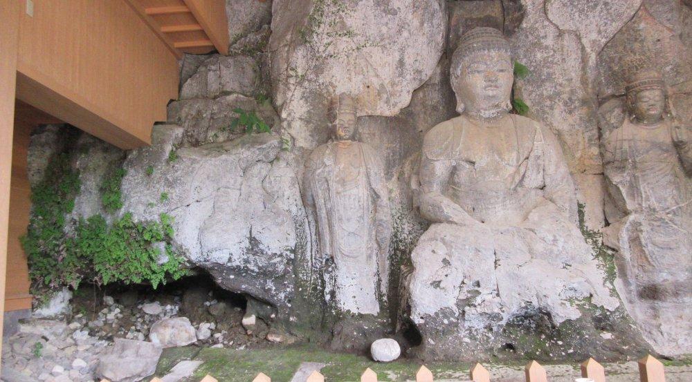 ホキ石仏第2群第1龕